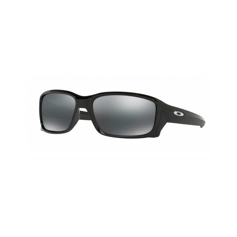 OAKLEY STRAIGHTLINK POLISHED BLACK  BLACK – OpticLab 3c7730a597