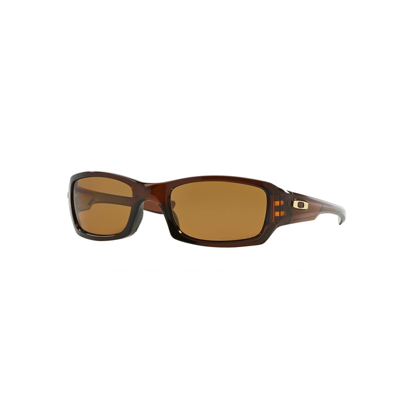 OAKLEY FIVE SQUARED Polar POLISHED ROOTBEER BRONZE – OpticLab 1f19d015a8