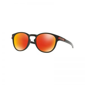 OAKLEY LATCH MATTE BLACK PRIZM RUBY 6545bcdc0e