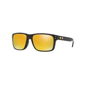 OAKLEY Holbrook Polished Black w  24K Irid e326ac3072